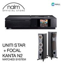Naim Uniti Star + Focal Kanta N2 - ข้อเสนอสุดพิเศษ