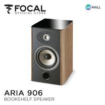 Focal Aria 906 Prime Walnut - ลำโพง Bookshelf ( ผลิตในประเทศฝรั่งเศส ) สี Prime Walnut