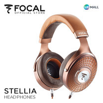 Focal Stellia - หูฟังแบบปิดด้านหลังระดับไฮเอนด์ ( ผลิตโดยช่างฝีมือในประเทศฝรั่งเศส )