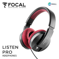 Focal Listen Professional - หูฟังแบบปิดด้านหลังระดับไฮเอนด์ ( ผลิตโดยช่างฝีมือในประเทศฝรั่งเศส )