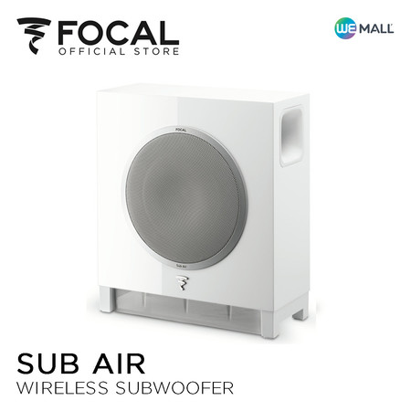 Focal Sub Air White - ซับวูฟเฟอร์ไร้สาย สีขาว