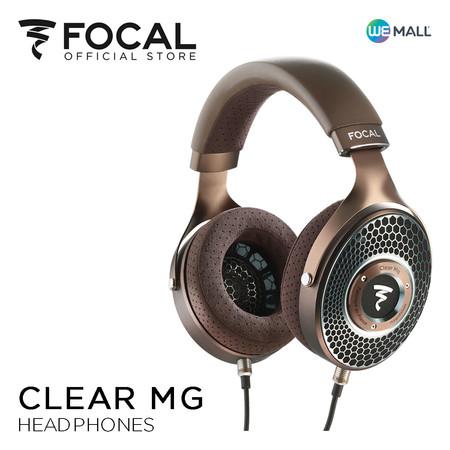 Focal Clear MG - หูฟังแบบเปิดด้านหลังระดับไฮเอนด์