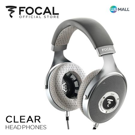Focal Clear - หูฟังแบบเปิดด้านหลังระดับไฮเอนด์ ( ผลิตโดยช่างฝีมือในประเทศฝรั่งเศส )