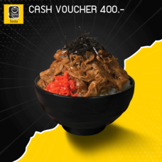 โชนัน คูปองแทนเงินสด มูลค่า 400 บาท / ChouNan Cash Voucher 400 Baht