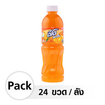 ดีโด้น้ำส้ม 450 ml. (1 ลัง 24 ขวด)