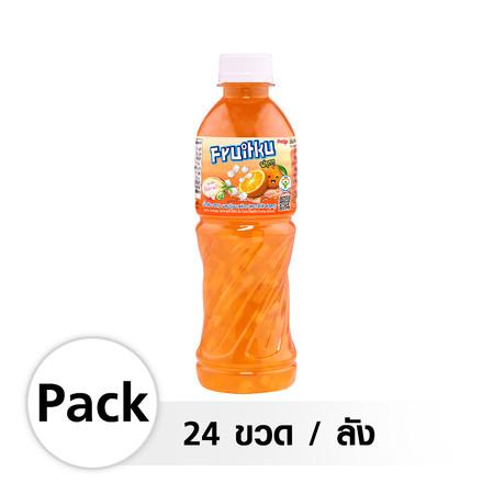 ดีโด้ฟรุตกุ น้ำรสส้มผสมวุ้นมะพร้าว 350 ml. (24 ขวด/ลัง)
