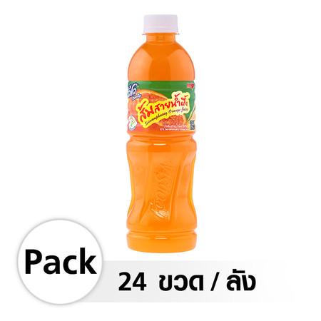 ดีโด้ น้ำส้มสายน้ำผึ้ง 450 ml. (24 ขวด/ลัง)