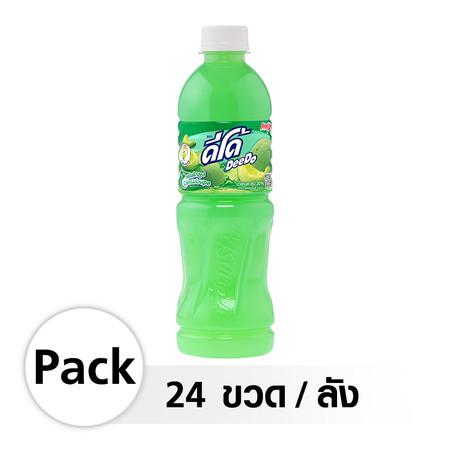 ดีโด้ น้ำแคนตาลูป 450 ml. ( 24 ขวด/ลัง )