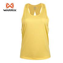 WARRIX Warra Open Back Sport Tank เสื้อกล้ามออกกำลังกายผู้หญิง ดีไซน์เปิดหลัง WA-203YOWCL50