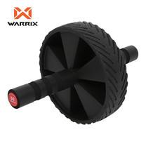 ล้อบริหารกล้ามท้อง Warrix AB Wheel สีดำ