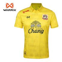 Warrix เสื้อแข่งนักเตะสโมสรสุพรรณ WA-19SP51M สีเหลือง