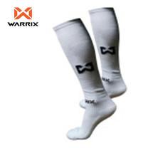 WARRIX SPORT ถุงเท้าฟุตบอลไนล่อน WC-1516-WW - สีขาว