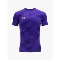 WARRIX เสื้อฟุตบอลทอลาย Pulse WA-1568