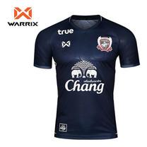Warrix เสื้อฟุตบอล สโมสรสุพรรณบุรี เอฟซี 2018 เหย้า (WA-18SP51M-DW) สีกรมท่า
