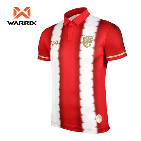 WARRIX เสื้อทีมชาติไทยปฐมบทสยาม Warrix Retro Jersey 1915 - สีแดง