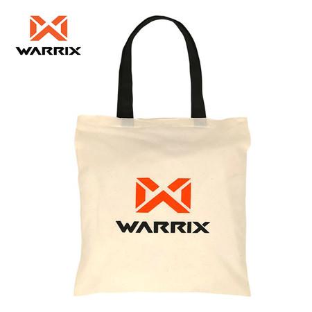 กระเป๋าผ้าดิบรักษ์โลก Warrix WB-203ASACL01 - สีขาว