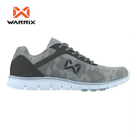 WARRIX รองเท้า MAXIMUM RUNNER WF-1306 - สีเทาขาว