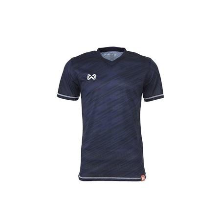 WARRIX เสื้อแบดมินตัน รุ่น Beat Training WA-1606-DD