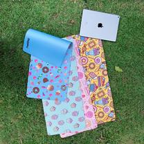 (แผ่นรองเม้าส์แบบยาว) MOFii TORTILLA 2-sided Large Mousepad (แผ่นรองเม้าส์แบบยาว)