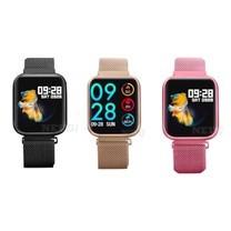 Smart Watch P80 Pro นาฬิกาอัจฉริยะสัมผัสได้เต็มจอ รองรับภาษาไทย เปลี่ยนรูปหน้าจอได้