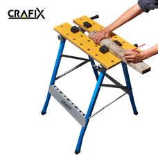 CRAFIX โต๊ะจับชิ้นงานแบบพกพา