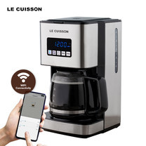 LE CUISSON เครื่องชงกาแฟอัจฉริยะ รองรับการเชื่อมต่อ WiFi