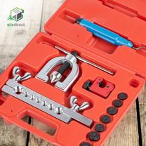 กล่องเครื่องมือและอุปกรณ์ซ่อมจักรยาน