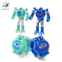 นาฬิกาข้อมือหุ่นยนต์สำหรับเด็ก