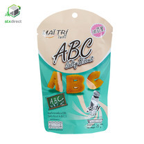 ABC ขนมปังกรอบรสเค็ม