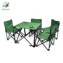 ชุดโต๊ะพับและเก้าอี้สนาม