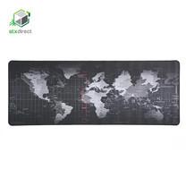 แผ่นรองเมาส์ลายแผนที่โลก