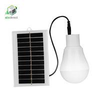 หลอดไฟ LED พลังงานแสงอาทิตย์