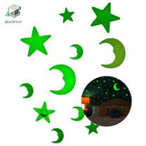 ชุดแผ่นดาวและพระจันทร์เรืองแสง