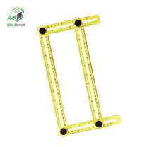 อุปกรณ์วัดระยะ Multi Angle Measure Template Ruler