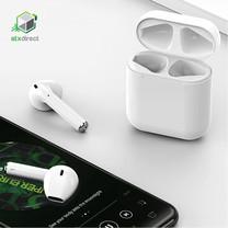 i12 TWS หูฟัง Bluetooth พกพา