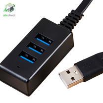 พอร์ท USB แบบ 3 พอร์ท
