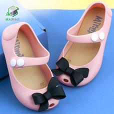 MIRIMOKO รองเท้าสวมประดับโบว์