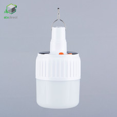 โคมไฟ LED พร้อมแผงโซล่าเซลล์