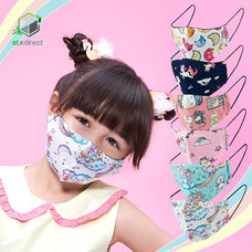 หน้ากากอนามัยสำหรับเด็กหญิง