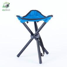 เก้าอี้พับสามขาขนาดพกพา