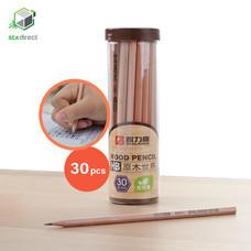 ดินสอไม้ 30 แท่ง x 1 เซ็ต