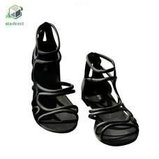 MIOMORI รองเท้าแตะแบบสวมเปลือยเท้า