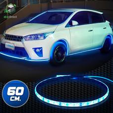 แถบไฟ LED ติดไฟหน้ารถยนต์