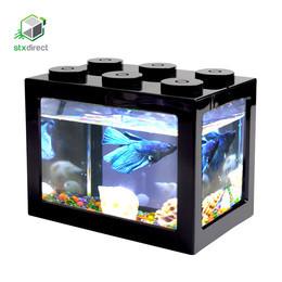 ตู้ปลาไฟ LED