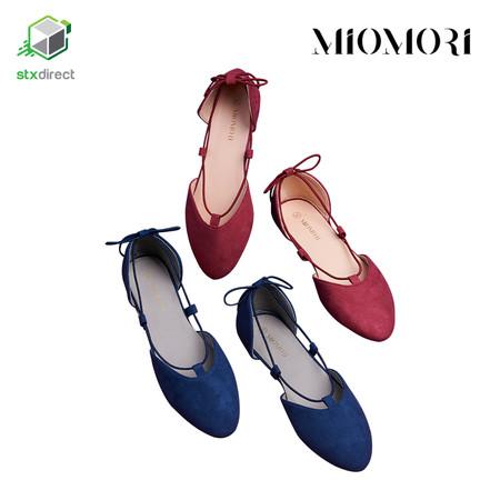 MIOMORI รองเท้าสวมสำหรับสุภาพสตรี
