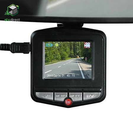 Blackbox DVR กล้องติดหน้ารถยนต์