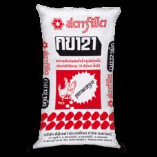 อาหารไก่ กข121FP เพิ่มยา Z60 30 กก.