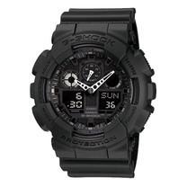 นาฬิกา CASIO G-shock GA-100-1A1DR Black (ประกัน cmg)