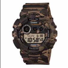 CASIO G-shock นาฬิกา GD-120CM-5DR ลายพรางน้ำตาล (ประกัน CMG)
