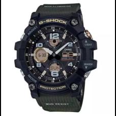 CASIO G-Shock นาฬิกา Mudmaster Solar GSG-100-1A3DR (ประกัน cmg)